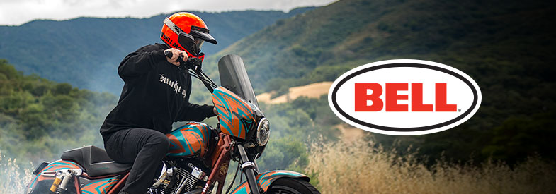Bell Motorcycle Full Face Helmets