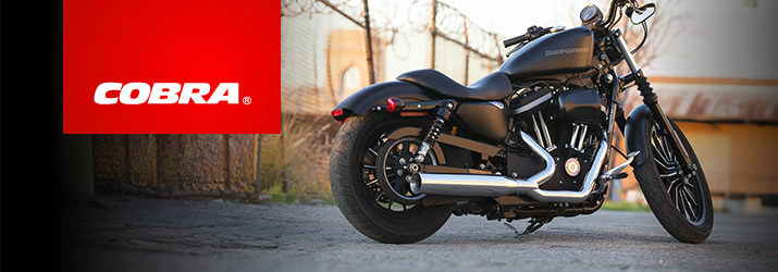 Cobra Gold Wing 1000 Exhaust