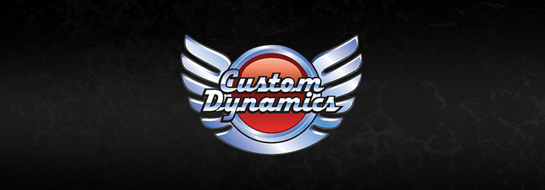 Custom Dynamics Yamaha Motorcycle Parts & Accessories