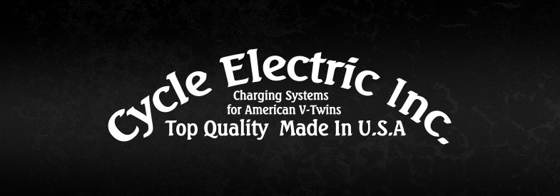 Cycle Electric Alternators & Charging Systems