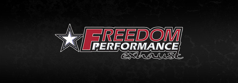 Freedom Performance Exhaust Motorcycle Mufflers