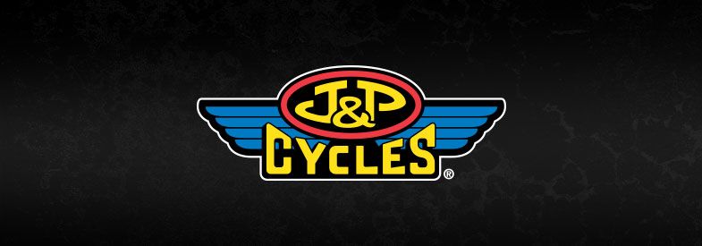 J&P Cycles Motorcycle License Plates
