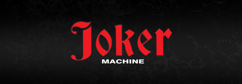 Joker Machine Gold Wing Parts & Accessories