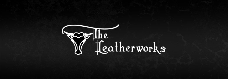 Leatherworks Inc. Motorcycle Saddlebags
