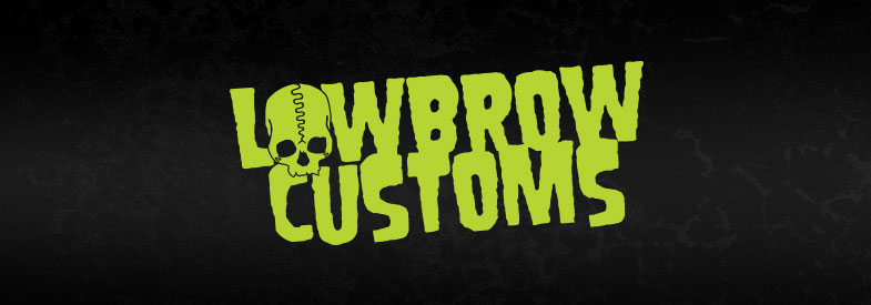 Lowbrow Customs Vintage Harley-Davidson Parts & Accessories