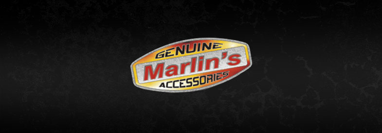 Marlins Genuine Accessories Honda Motorcycle Parts & Accessories
