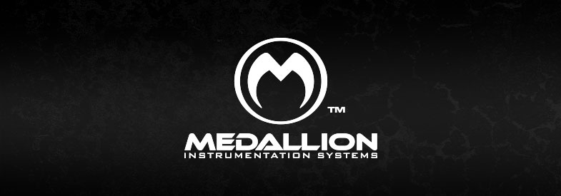 Medallion Instrumentation Systems Motorcycle Speedometers
