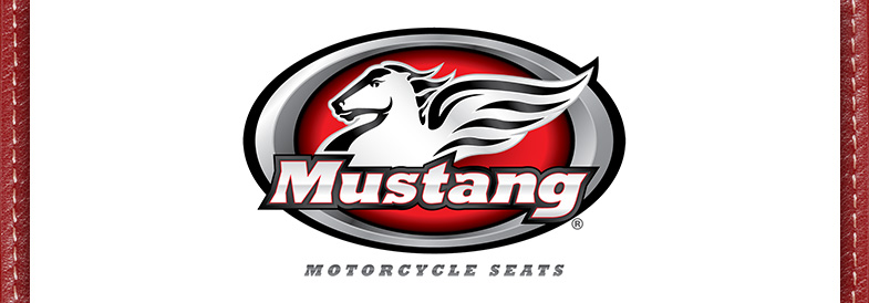 Mustang Backrest Pads & Sissy Bar Pads