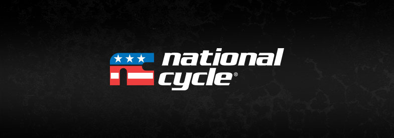 National Cycle Victory Motorcycle Windshields