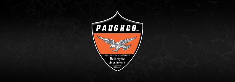 Paughco Motorcycle Foot Controls