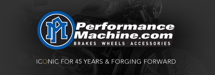 Performance Machine Motorcycle Air Cleaner Kits