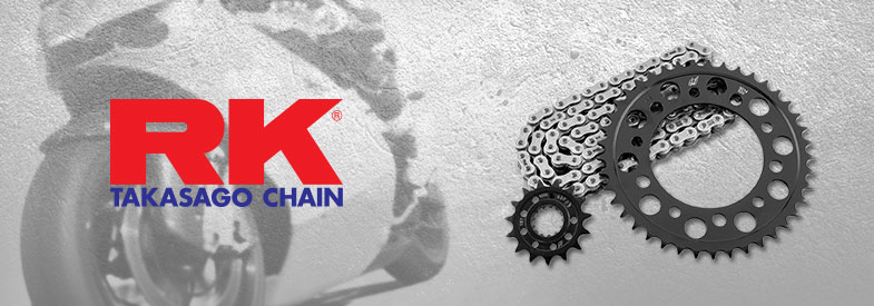 RK Chains Kawasaki Motorcycle Drivetrain & Transmission