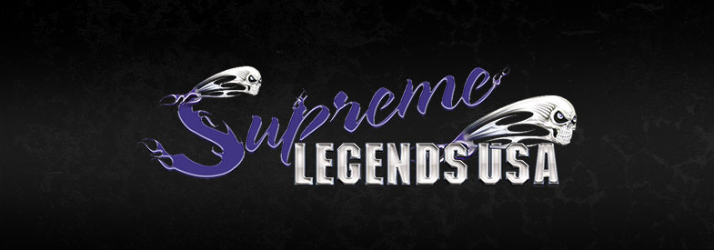 Supreme Legends Parts & Accessories