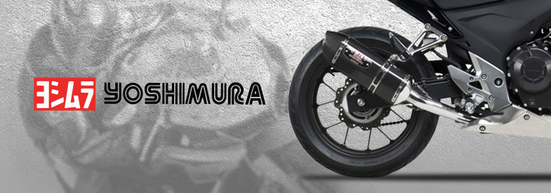 Yoshimura Kawasaki Motorcycle Parts & Accessories