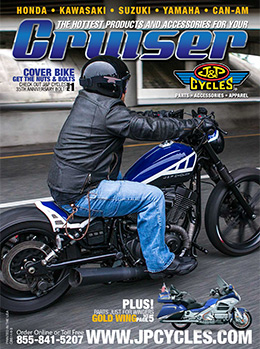 J&P Cycles Best Seller Cruiser Catalog