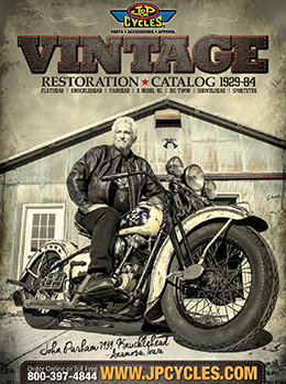 J&P Cycles Harley Vintage Catalog