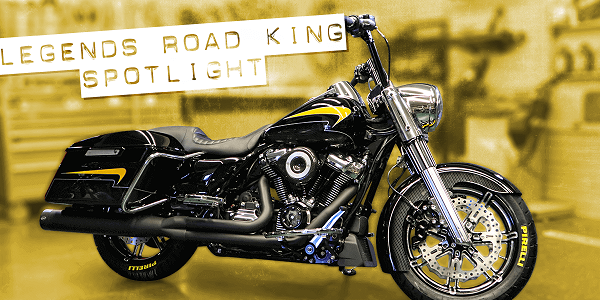 2019 HD Legend Road King