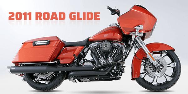 2011 HD Road Glide