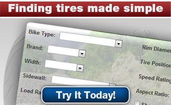 Try our brand new tire finder app