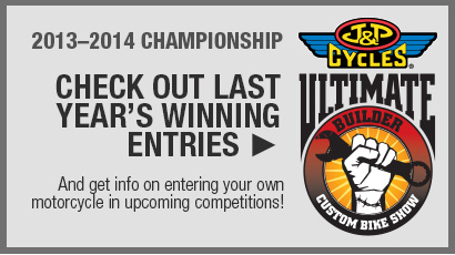 Check out the winning custom bikes so far!