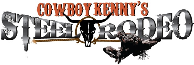 Cowboy Kenny Steel Rodeo