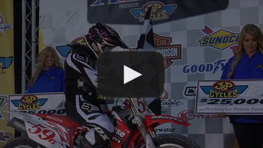 AMA Pro Flat Track presented by J&P Cycles Highlights from Daytona Flat Track