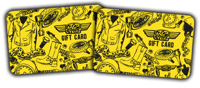 J&P Cycles Gift Card