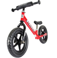 Strider Red ST-3 Balance Bike