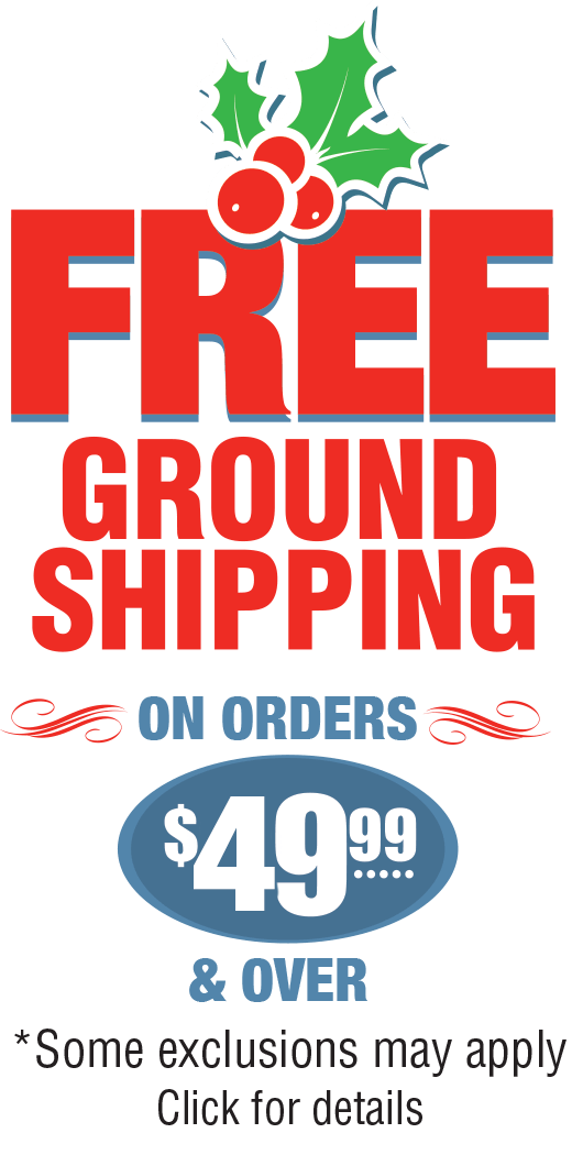 Free Shipping - Click to Learn More
