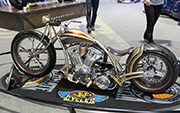 First Place 'Freestyle Motorcycle' Winner of the J&P Cycles Ultimate Custom Bike Show, Phoenix, Arizona