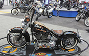 First Place 'Modified Harley Motorcycle' Winner of the J&P Cycles Ultimate Custom Bike Show, Phoenix, Arizona