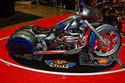 First Place 'Modified Street Motorcycle' Winner of the J&P Cycles Ultimate Custom Bike Show, Washington D.C.