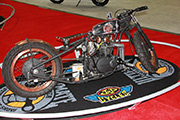 First Place 'Retro Modified Motorcycle' Winner of the J&P Cycles Ultimate Custom Bike Show, Washington D.C.