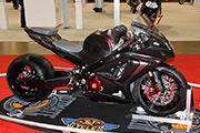 First Place 'Performance Custom Motorcycle' Winner of the J&P Cycles Ultimate Custom Bike Show, Chicago, IL