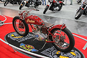 First Place 'Freestyle Motorcycle' Winner of the J&P Cycles Ultimate Custom Bike Show, Cleveland, Ohio