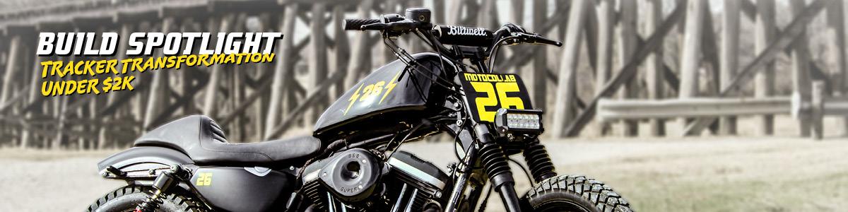 J&P Cycles | Motorcycle Build Spotlight | JPCycles com