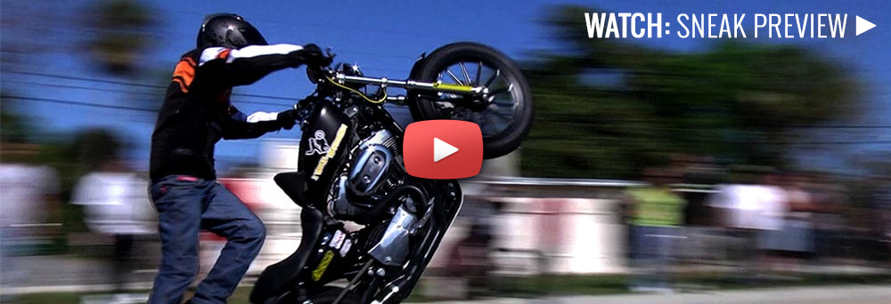 1WheelRevolution V-Twin Stunting