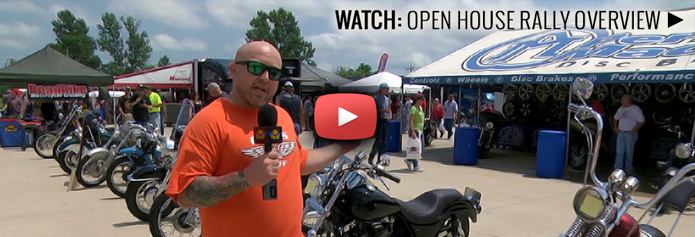 Watch: J&P Cycles Open House Rally Overview