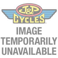 Burly Brand Black 16″ Ape Hanger Cable/Brake Kit - B30-1013