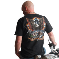 Easyriders Short-Sleeve Strength and Honor T-shirt