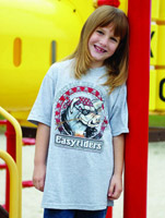 Easyriders Kids Doesn't Play Well With Others Tee