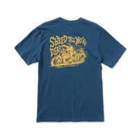 Roland Sands Design Men's WFO Navy T-Shirt