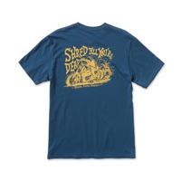 Roland Sands Design Men's WFO Navy T-Shirt