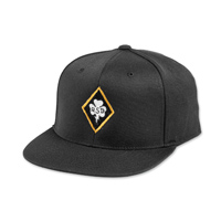 Roland Sands Design Clover Black Cap