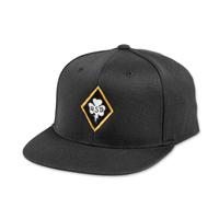 Roland Sands Design Clover Black Cap