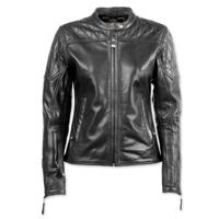 Roland Sands Design Women's Trinity Black Leather Jacket