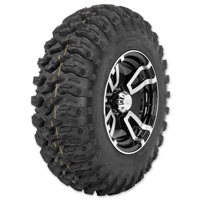 Quadboss QBT446 25X8R12 8-Ply Front Tire