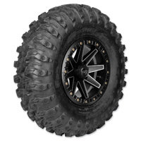 Quadboss QBT446 30X10R14 8-Ply Front/Rear Tire