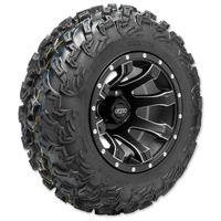 Quadboss QBT447 24X8-12 6-Ply Front Tire