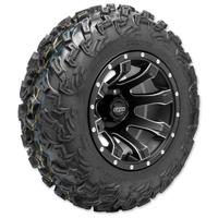 Quadboss QBT447 24X8-12 6-Ply Front Tire